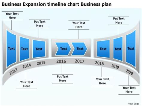 business plan timeline template call powerpoint templates slides and graphics