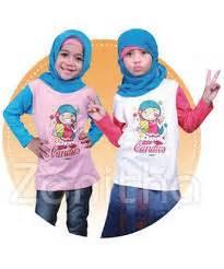 Atasan Anak Perempuan Atasan Anak Keren Atasan Anak Imfor 25 model baju kaos muslim anak perempuan terbaru 2018 keren
