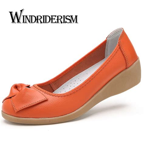 flat shoes 2015 genuine leather flats shoes new 2015 slip on