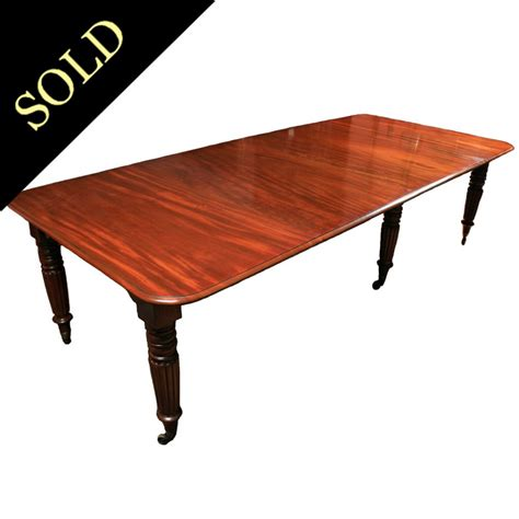12 Seat Dining Table Gillow Design Antique Table Antique Extending Dining Table Antique 12 Seat Dining Table