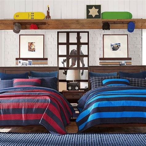 pottery barn boys room best 25 size trundle bed ideas on size trundle bed bed