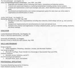 How To Write Experience On Resume by 9 How To Write Work Experience In Cv Exle