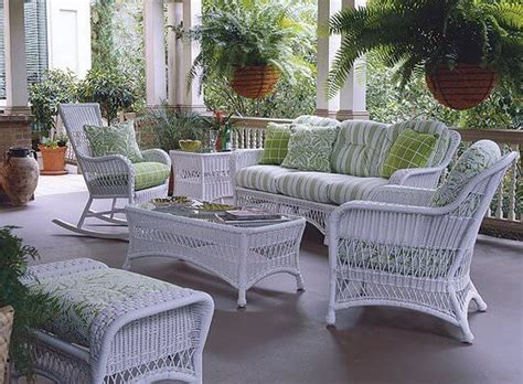 white wicker patio furniture sets 25 patio dining sets for