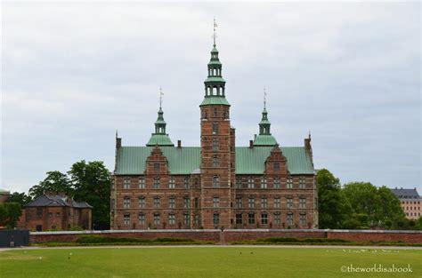 Modern Style House by Treasure Gawking At Rosenborg Castle Denmark