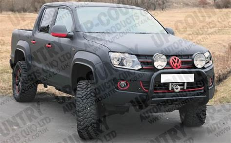 volkswagen amarok lifted vw amarok suspension systems off road suspension lift kit