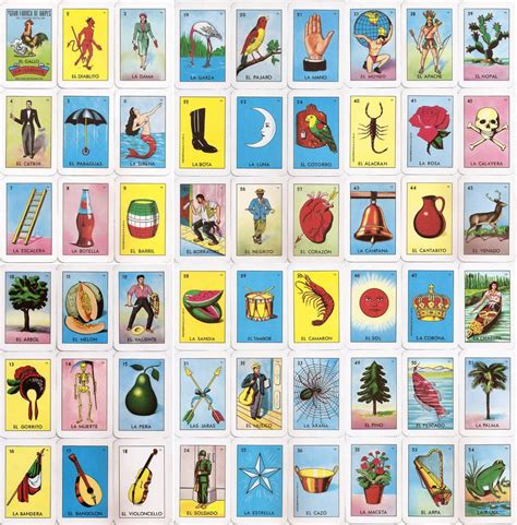 how to make loteria cards el corazon loteria card tarot and mexican folk
