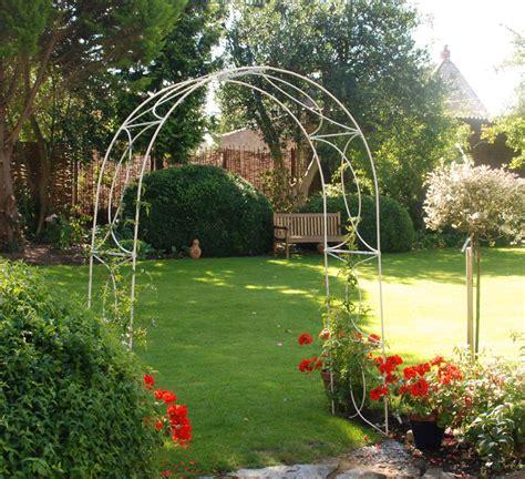 Garden Arches On Crossover Garden Arches