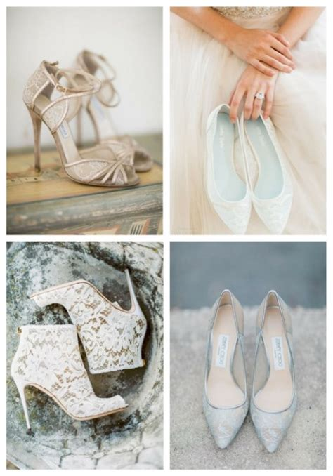 Lace Wedding Shoes by 33 Refined Lace Wedding Shoes Ideas Happywedd