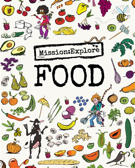 50 of all food wasted win 50 copies of missionexplorefood for your local library service