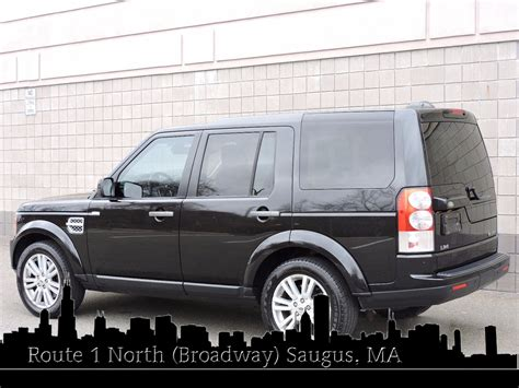 used land rover lr4 used 2010 land rover lr4 hse at auto house usa saugus