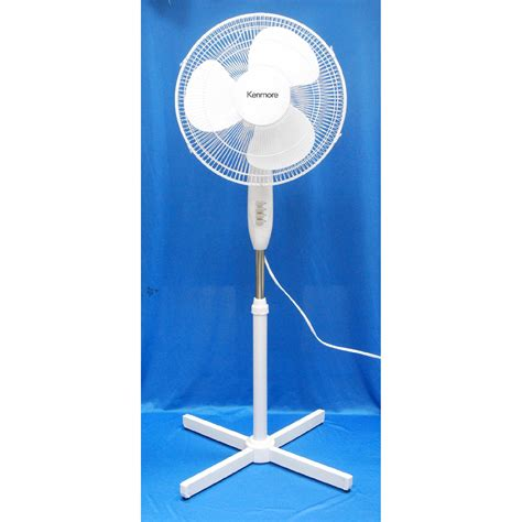 kenmore 18 inch stand fan with remote standing oscillating fan