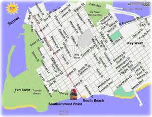 map of key west florida streets key west hotels map interactive hotel maps print