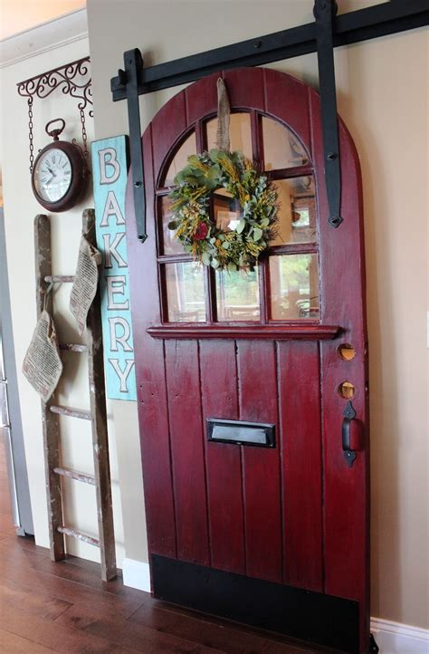 1000 Images About Doors Barn Arched Pocket Others Arched Barn Door