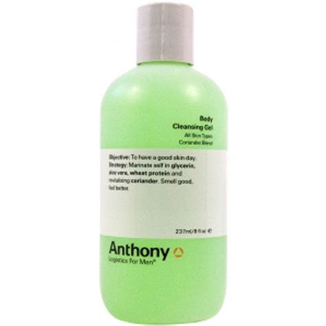 Coriander Detox by Anthony Coriander Cleansing Gel 237ml Free Delivery