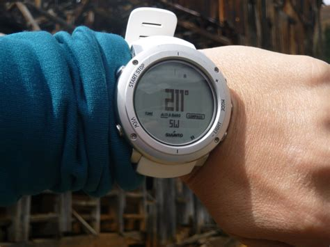 Suunto Digital Jam Tangan Outdoor Sunto Alarm Stopwatch Bagus Ok suunto alu review outdoorgearlab