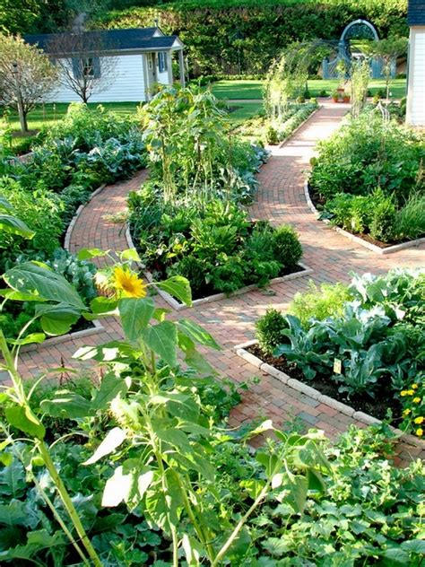 backyard garden layout potager garden design ideas plans layout and tips for