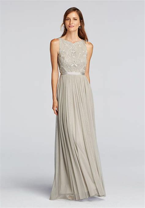 Jeanny Dress david s bridal wedding by packham style