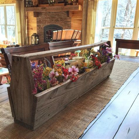 table arrangement    wooden tool box wood