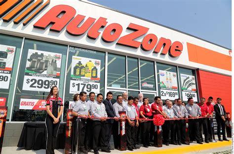 Auto Autozone by Abre Autozone Su Tienda 500 En M 233 Xico Hoy