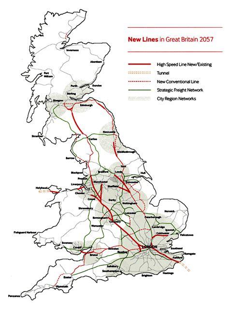 map uk rail lines image national rail line map