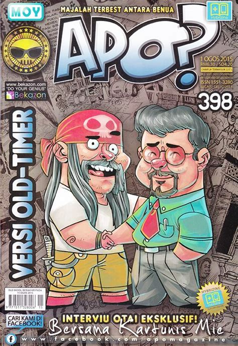 Majalah Apo2 (Edisi Terakhir)   Azhan.co