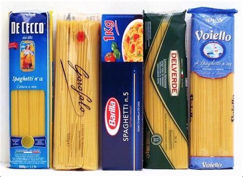 miglior discount alimentare duello in tv per la migliore pasta italiana tra de cecco