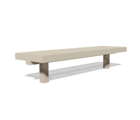 bench m sicorum m 900 stool bench 2410 exterior benches from