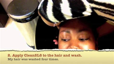 natural straighten hair without chemicals straighten natural hair without chemicals using sas youtube
