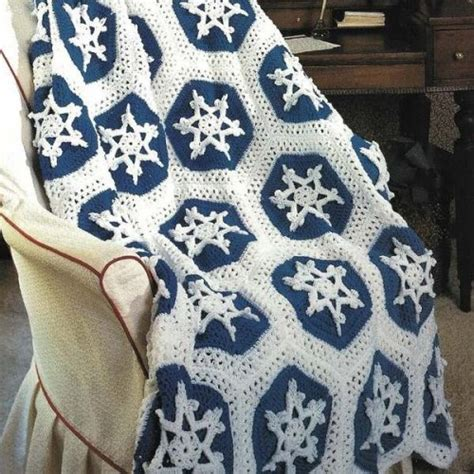crochet pattern snowflake afghan how to crochet snowflake patterns 33 amazing diy