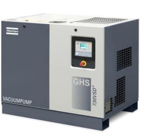 10 hp atlas copco ga15 vsd air compressor rs 150000 id 12802553291
