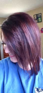 black cherry hair color black cherry hair color my style cherries