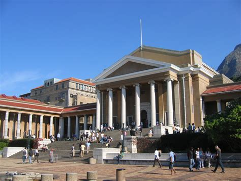 Uct Mba South Africa by File Uct Jammie Plaza Jpg
