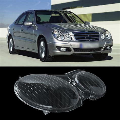 mercedes headlight replacement car headlight headl lens replacement cover for mercedes