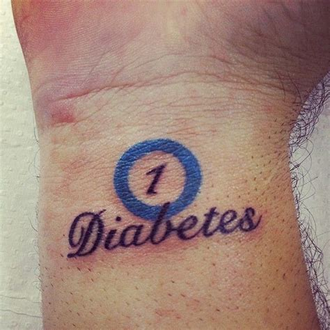 diabetic tattoos designs 17 best ideas about diabetes on