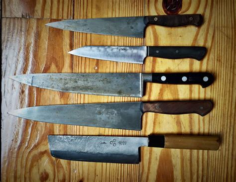 knife tips alton brown s knife buying tips