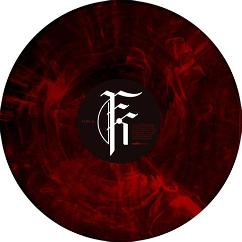 Fit For A Or King by Fit For A King Creation Colored Vinyl