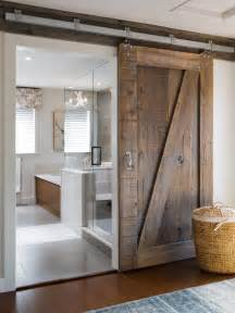 Barn Doors In Homes Sliding Barn Door Designs Mountainmodernlife