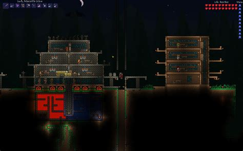 How To Open Doors In Terraria by Terraria Can Monsters Open Doors That Are Not On Ground