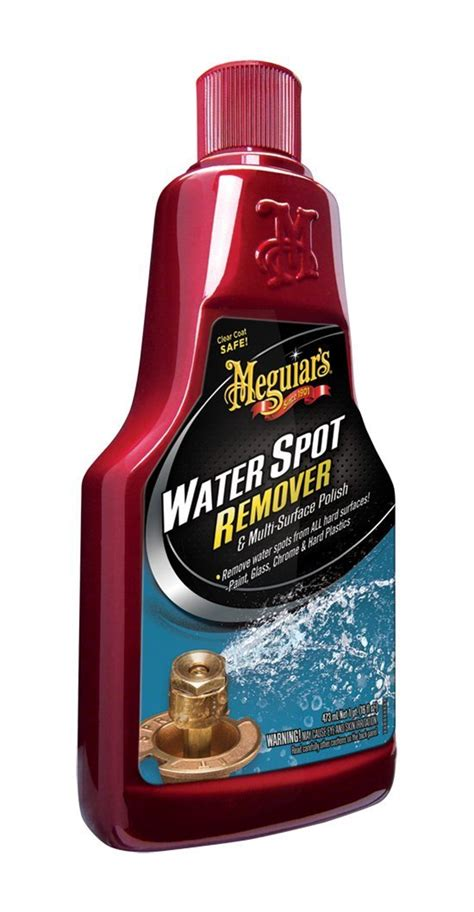 Waterspot Remover 500ml By Coating Factory meguiar s a3714 compound water spot remover 16 oz ebay