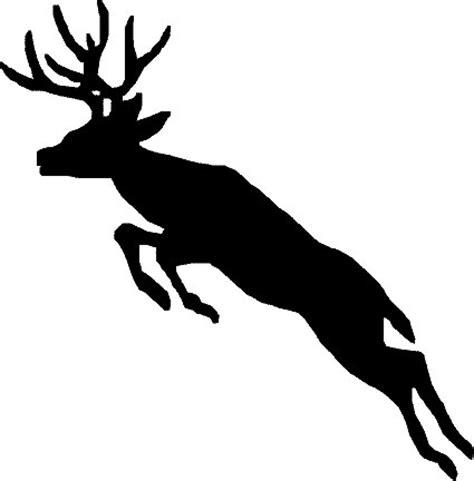Auto Decals Red Deer by Deer Decal 09 Prosportstickers