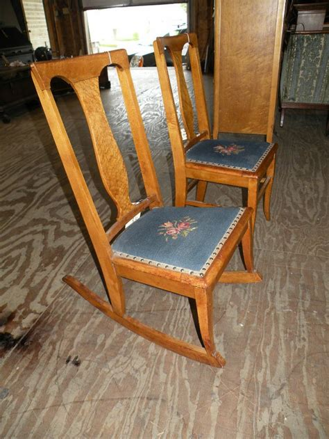 Antique Maple Rocking Chair by 20 Best Images About Antique Chairs On