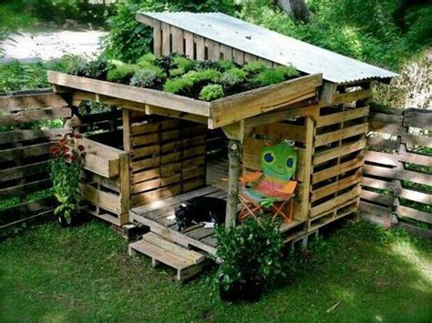 Pallet Play House by Pallet Playhouse Recycled Pallets