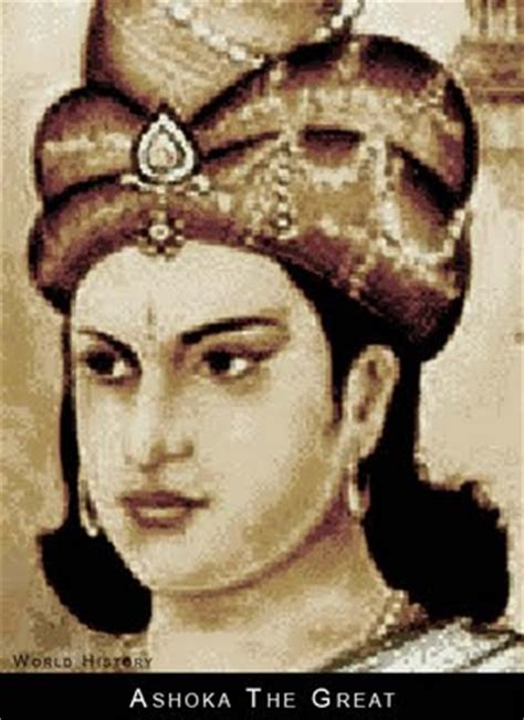 ashoka or ashoka the great great thoughts treasury world history ashoka the great