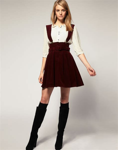 Transition Wear Cutest Pinafore Dress by A Bit School Probably But All The Same