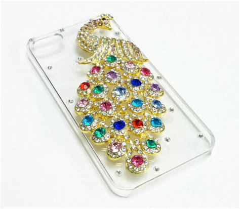 Prev Next Luxo Iphone 5 5s Hardcase Back Motif Batik Anim iphone 5 cover bling peacock iphone 5 clear