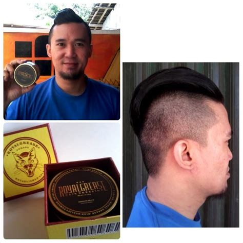 Pomade Di Jogja slick hair syndicate pomade review royalgrease 1st batch