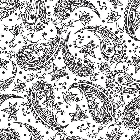 paisley pattern vintage royalty free vector image paisley vector pattern stock vector image of isolate 31647387