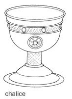 pattern definition synonym chalice definition of chalice by the free dictionary