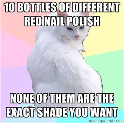 Polish Memes - 17 best images about nail polish memes on pinterest new