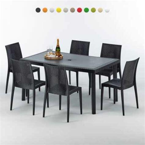 tavoli e sedie rattan offerte sedie e tavoli da giardino offerte a prezzi economici